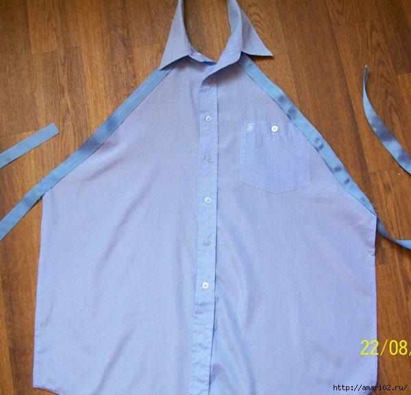 фартуки-из-мужских-рубашек6 (600x576, 163Kb)