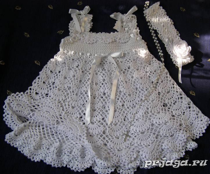 Крестильное платье by Madeira