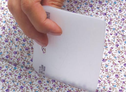 Коробочка из картона для чайных пакетиков. Фото мастер-класс (3) (516x376, 381Kb)