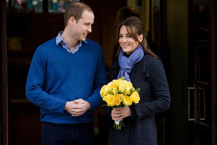 Маленькие принцы и принцессы британского престола
