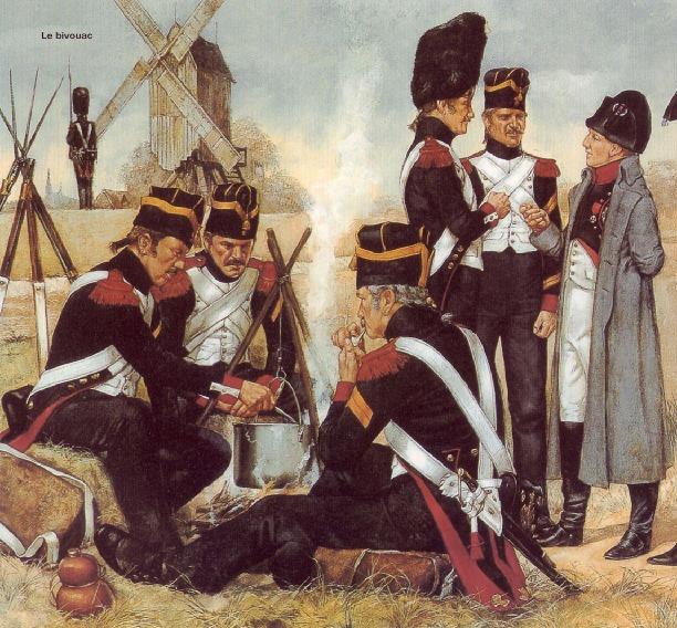 02 бивак Наполеона (612x568, 140Kb)