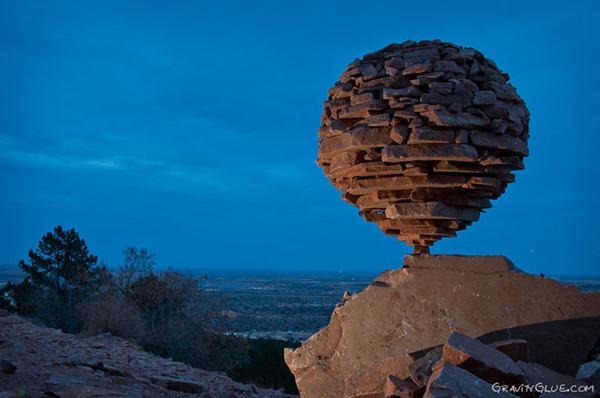Майкл Граб. Балансирующие камни
