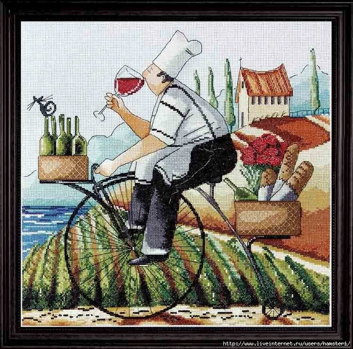 2772  Fine Wine (700x693, 472Kb)