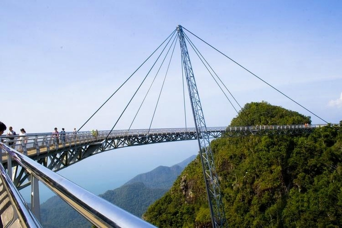 Мост Лангкави фото (700x466, 205Kb)