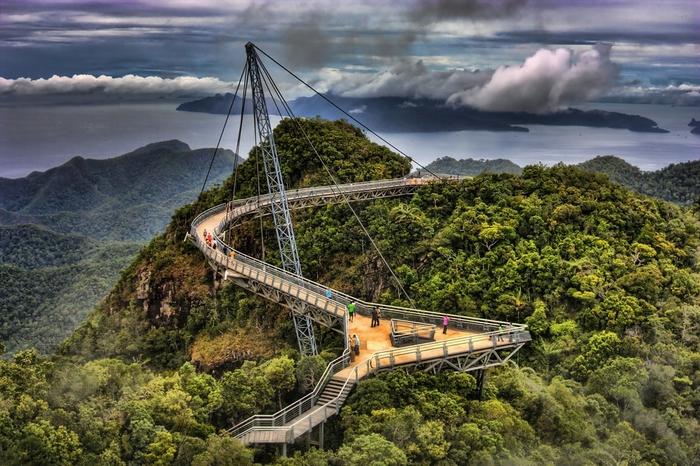 Мост Лангкави фото 7 (700x466, 315Kb)