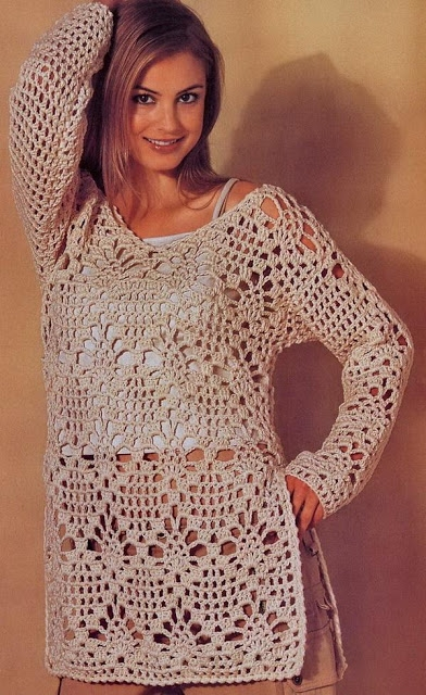 crochet tunic B1 (392x640, 239Kb)