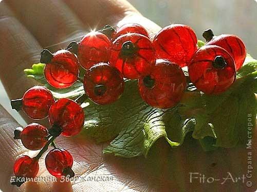 красная смородина из эпоксидной смолы (1) (500x375, 116Kb)