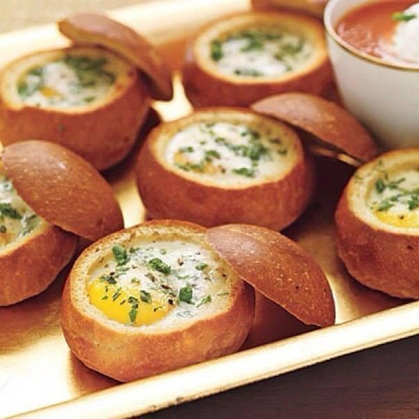 блюда на завтрак правильное питание
