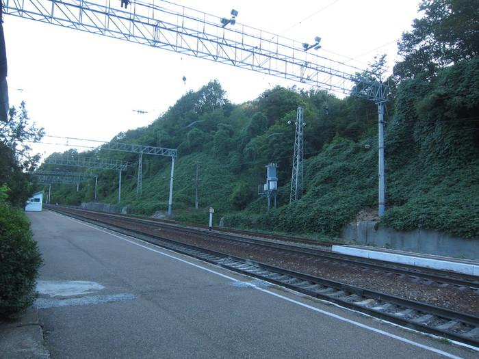 Станция Индюк