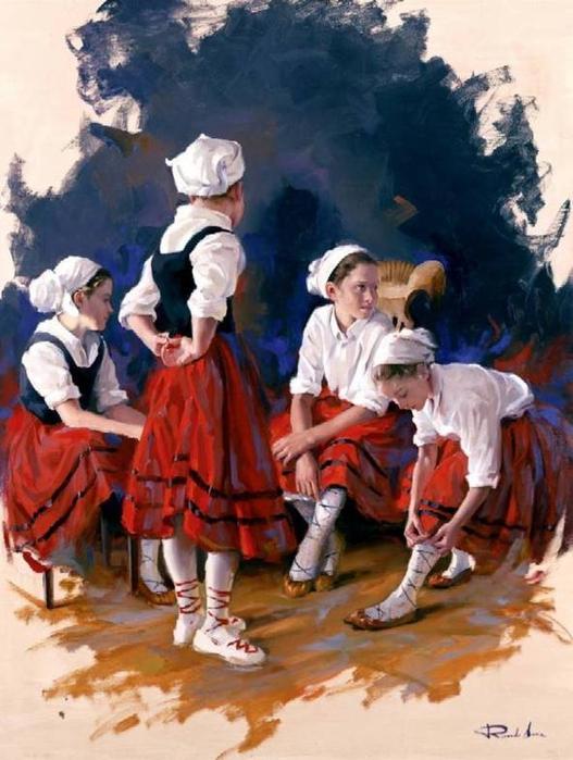 Жизнь Испании, пламенные ритмы фламенко, грация и красота танцовщиц вовлекают зрителя в увлекательное путешествие к...