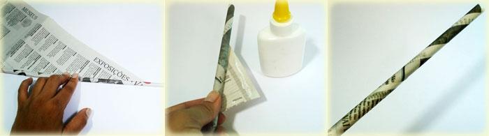 Салфетки, коврики и рамочки для фотографий из газетных трубочек. Видео мастер-класс (2) (700x195, 58Kb)