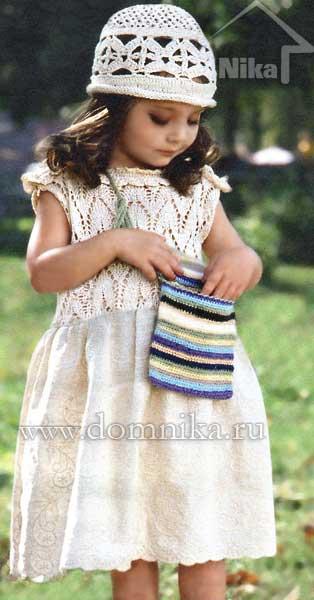 4108541_vjazanoe_detskoe_plate_i_shapochka (314x600, 27Kb)