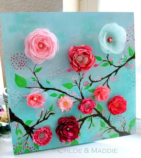 цветочные украшения (51) (455x512, 256Kb)