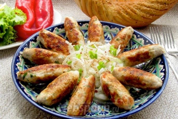 Рецепты люля-кебаб из курицы в домашних условиях