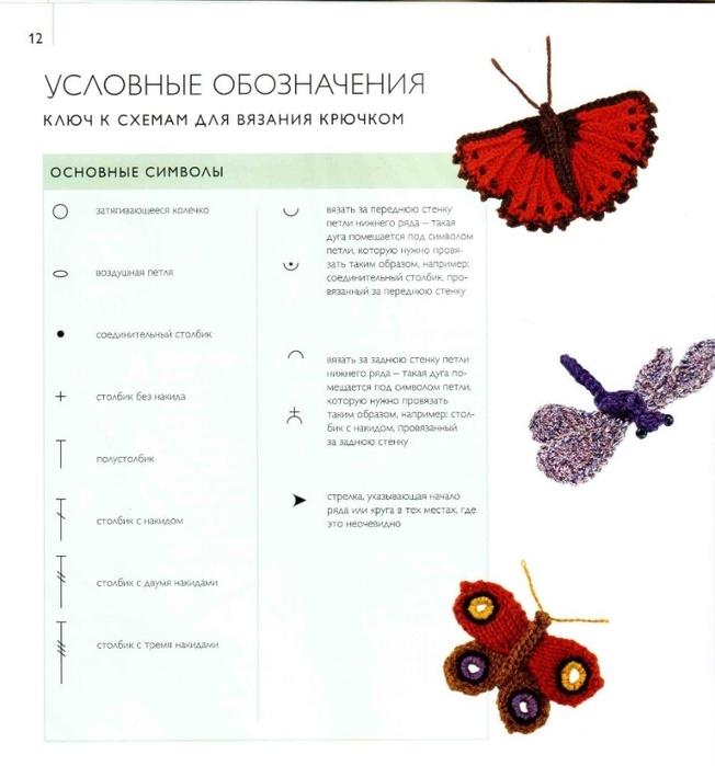 75 вязаных птиц, бабочек, жуков (22) (652x699, 187Kb)