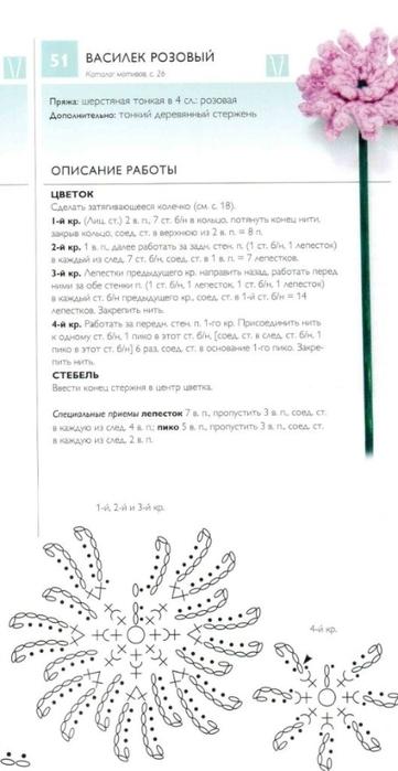 75 вязаных птиц, бабочек, жуков (88) (361x699, 136Kb)