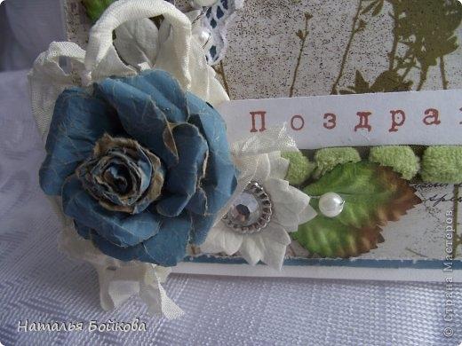 Винтажная роза из бумаги. Мастер-класс (2) (520x390, 122Kb)