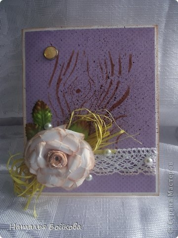 Винтажная роза из бумаги. Мастер-класс (4) (360x480, 108Kb)