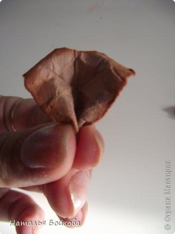 Винтажная роза из бумаги. Мастер-класс (18) (360x480, 51Kb)