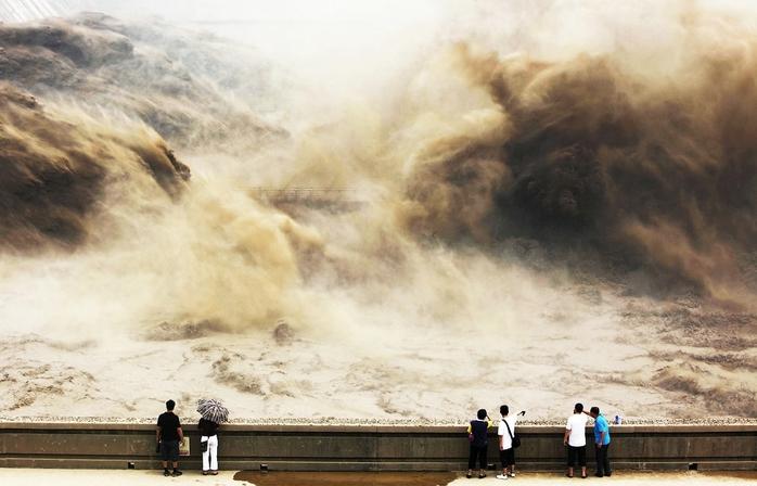 дамба на реке хуанхэ китай 4 (700x448, 214Kb)