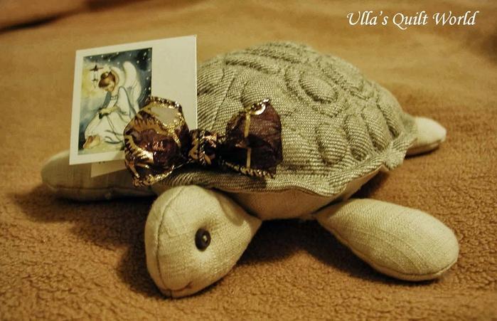 Черепаха своими руками сшить