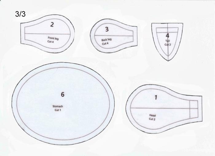 Tartaruga não quer costurar padrão (9) (700x509, 140Kb)