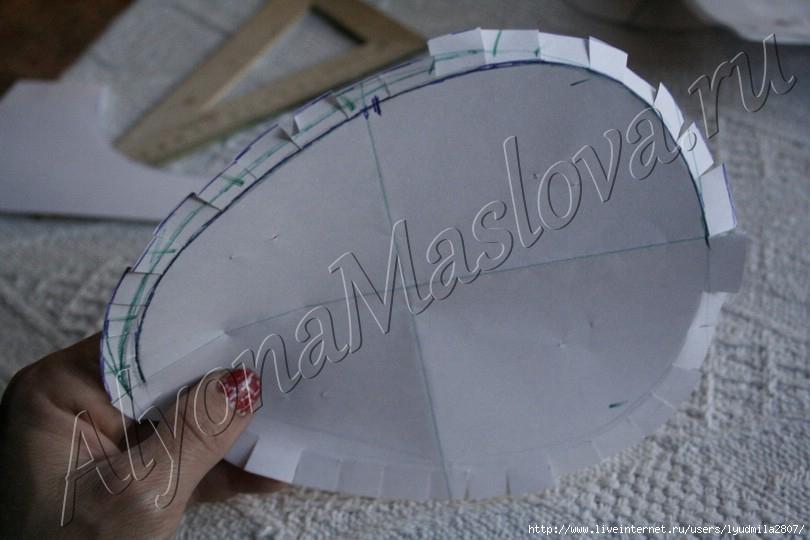 Как сделать из картона ковбойскую шляпу