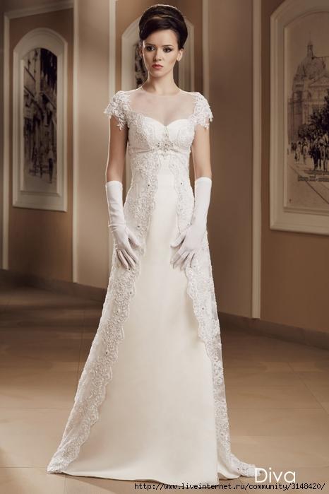 Легкие платья на свадьбу 2