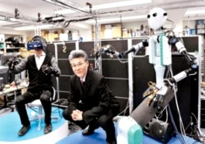 Система виртуальной реальности, Япония (420x295, 98Kb)
