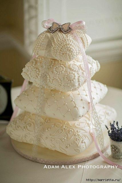 El más hermoso pastel de bodas (9) (427x640, 126Kb)