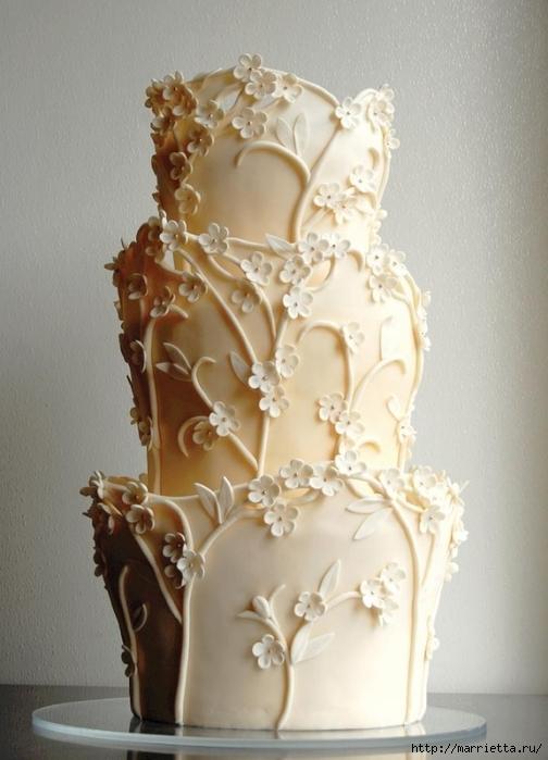 El más hermoso pastel de bodas (13) (504x700, 212Kb)