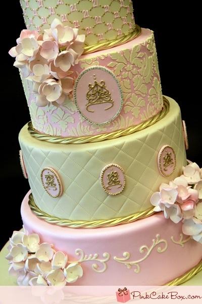 El más hermoso pastel de bodas (16) (400x600, 153Kb)