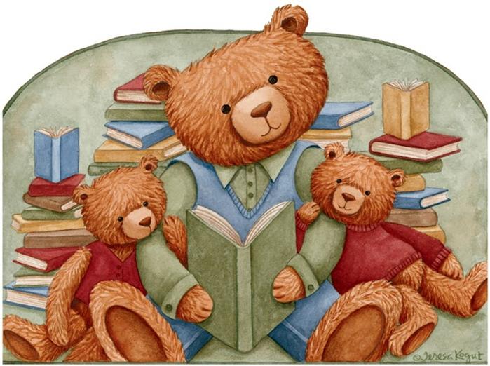 Story Time Bears (700x522, 389Kb)