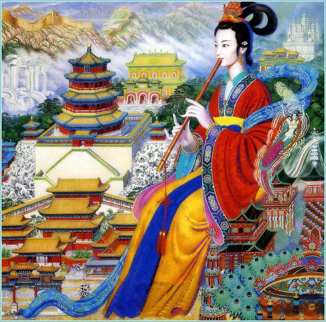 Музыка индии и китая японии
