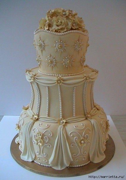 El más hermoso pastel de bodas (44) (423x604, 118Kb)