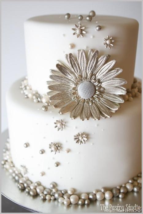 El más hermoso pastel de bodas (46) (466x700, 174Kb)