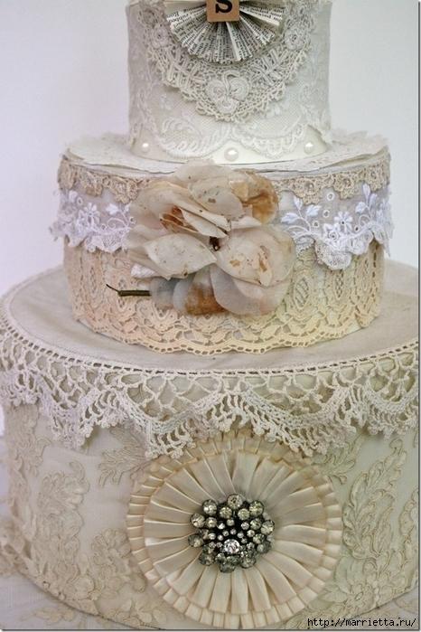 El más hermoso pastel de bodas (49) (466x700, 271Kb)