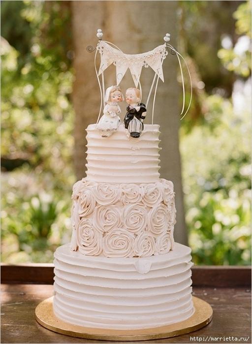 El más hermoso pastel de bodas (51) (512x700, 261Kb)