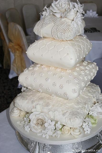 El más hermoso pastel de bodas (55) (427x640, 198Kb)