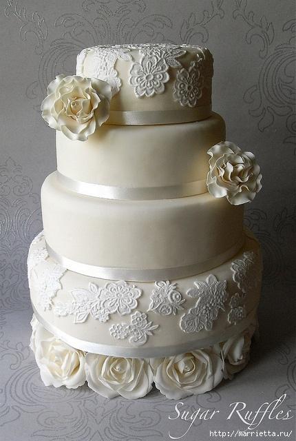 El más hermoso pastel de bodas (59) (430x640, 216Kb)