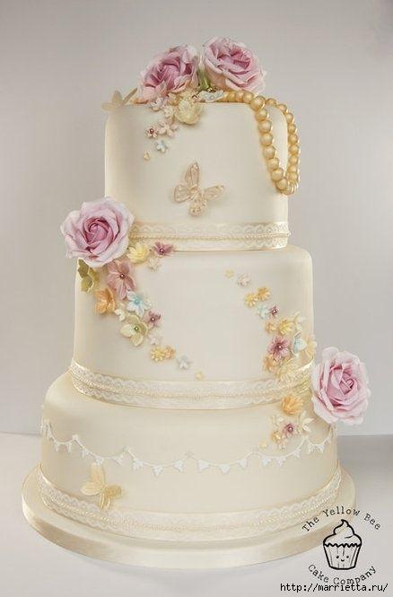 El más hermoso pastel de bodas (65) (438x665, 96Kb)