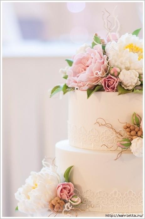 El más hermoso pastel de bodas (69) (462x700, 177Kb)
