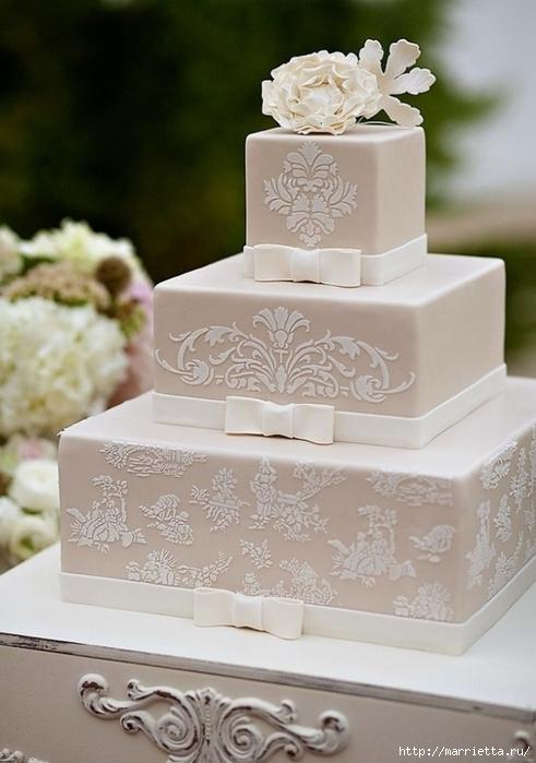 El más hermoso pastel de bodas (73) (491x700, 222Kb)