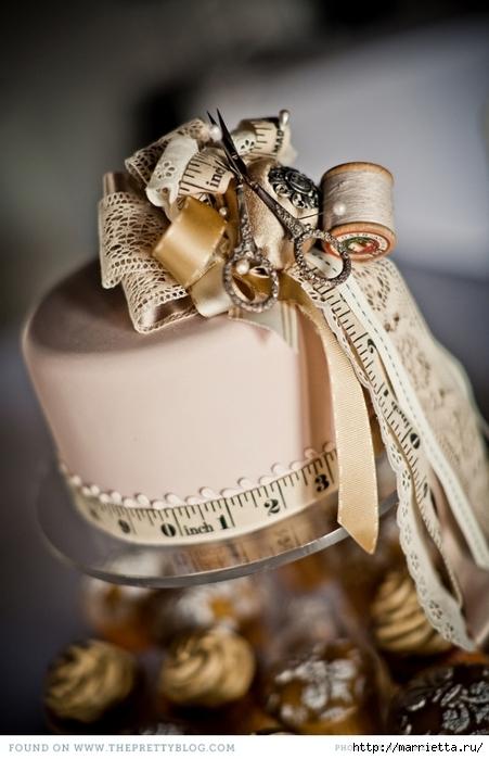 Самый красивый свадебный торт (77) (451x700, 212Kb)