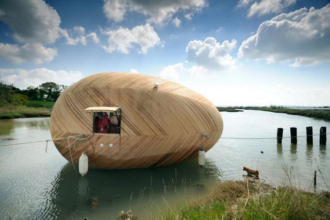 деревянный дом-лодка Exbury 1 (680x453, 250Kb)