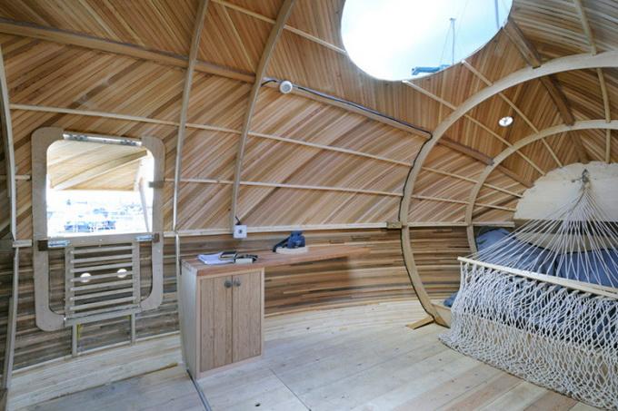 деревянный дом-лодка Exbury 4 (680x453, 321Kb)