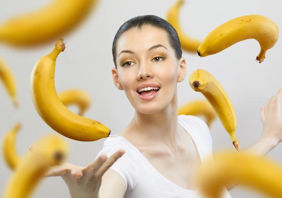 Банановая диета для похудения - Худеем за месяц!