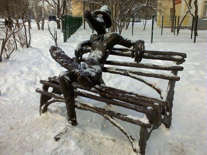 «Памятник Крокодилу». Ижевск (700x525, 415Kb)