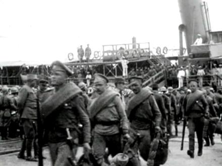 1я мировая - русский легион во Франции (440x330, 81Kb)