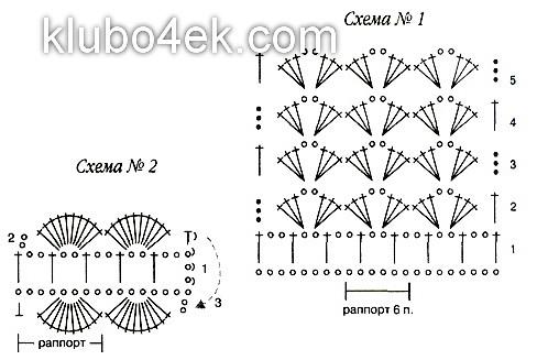 вязание тесьмы крючком схемы и описание бесплатно